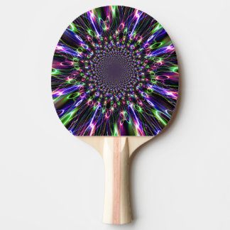 Spectacular Rainbow 2 Ping Pong Paddle
