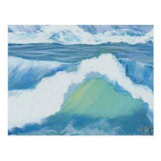 Spectacular Sparkle - CricketDiane Ocean Art Postcard