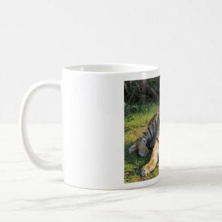 Spectacular Tiger Posters Coffee Mug