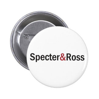Specter & Ross 6 Cm Round Badge