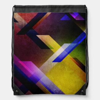 Spectral Design Drawstring Bag
