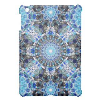 Spectral Essence Mandala iPad Mini Cover