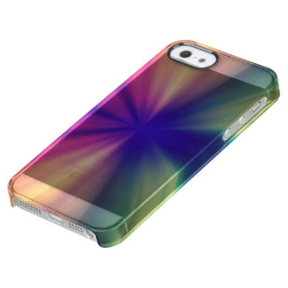 Spectral Flash Clear iPhone SE/5/5s Case