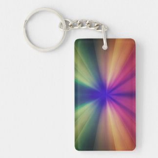 Spectral Flash Key Ring