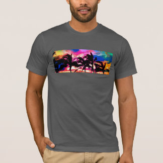 Spectral Palm Line Up T-Shirt