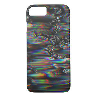Spectral Plant Leaves iPhone 8/7 Case
