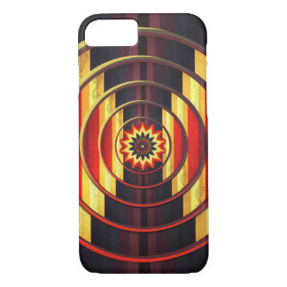 Spectrum Focus Circles Phone Case