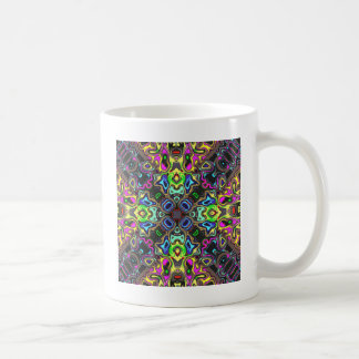 Spectrum of Abstract Shapes Coffee Mug