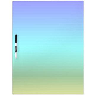 Spectrum of Horizontal Colors - 2 Dry-Erase Whiteboards