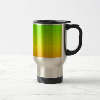 Spectrum of Horizontal Colors -3 Stainless Steel Travel Mug