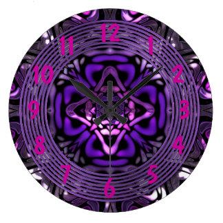 Spectrum Portal Deuce Large Clock