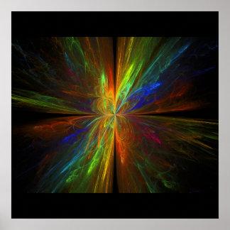 Spectrum Pulsar Poster