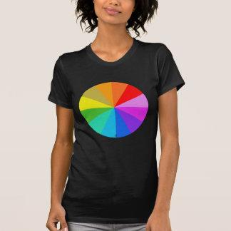 Spectrum Rainbow Color T-Shirt