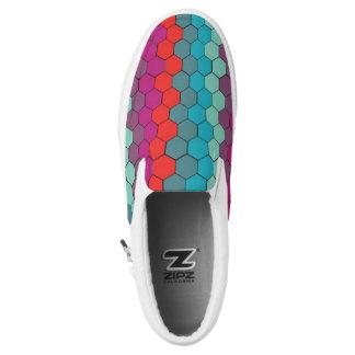 """Spectrum"" Shoe Printed Shoes"