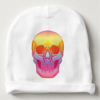 Spectrum Skull Baby Beanie