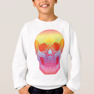 Spectrum Skull Sweatshirt