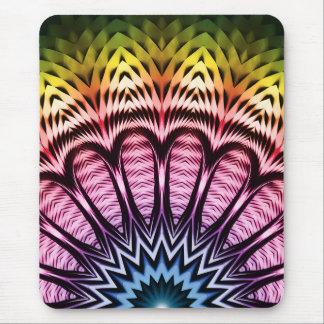 Spectrum Sun Flower Mouse Pad