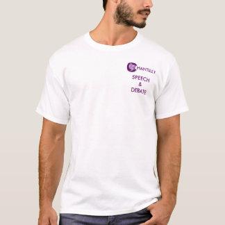 SPEECH AND DEBATE  T-Shirt