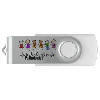 Speech-Language Pathologist USB Flash Drive
