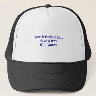 Speech Pathologist Hat