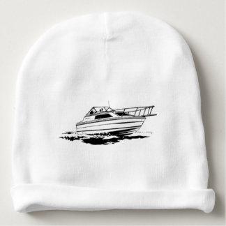 Speed Boat Cruiser Baby Beanie