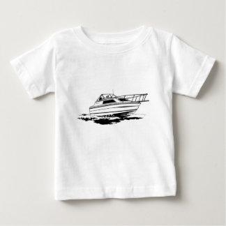 Speed Boat Cruiser Baby T-Shirt