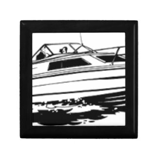 Speed Boat Cruiser Gift Box