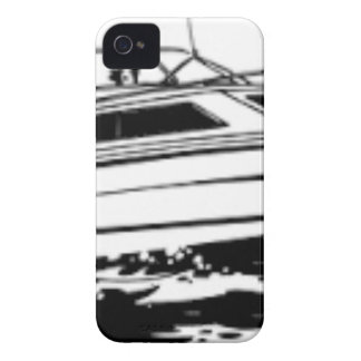 Speed Boat Cruiser iPhone 4 Cover