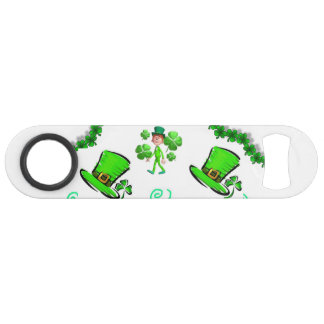 Speed Bottle Opener St. Patrick's Day