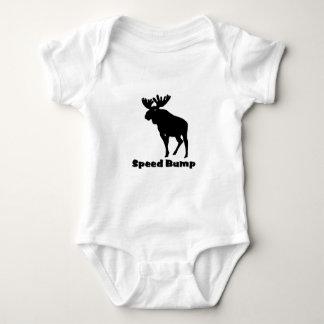 Speed Bump Baby Bodysuit