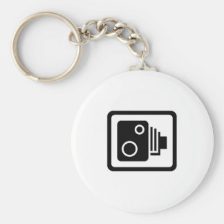 Speed Camera Pirates Bored? Bored Basic Round Button Key Ring