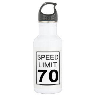 Speed Limit 532 Ml Water Bottle