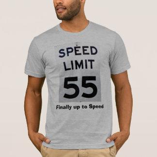 Speed Limit 55 Birthday T-Shirt