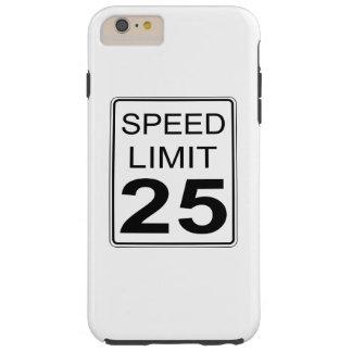 Speed Limit Tough iPhone 6 Plus Case