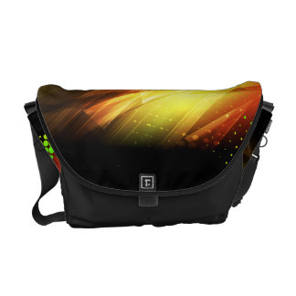 speed love Abstract Colorful Vector Background Art Messenger Bags