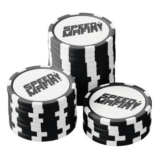 Speed Mafia Poker Chips