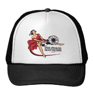 Speed Specialties Hot Rod  Baseball Hat