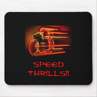 SPEED THRILLS!! MOUSE PAD