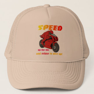 Speed Trucker Hat