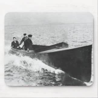 Speedboat Mouse Pad