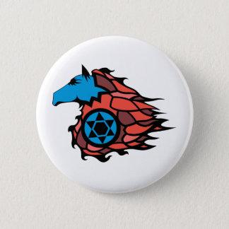 SpeedHorse 6 Cm Round Badge