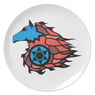 SpeedHorse Plate