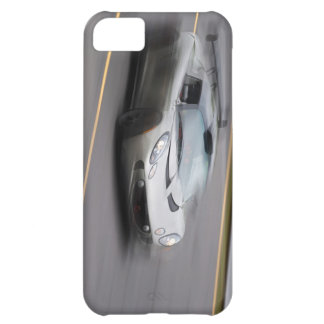 Speeding Sports Car Case For iPhone 5C