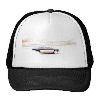 Speeding SUV Truck Hat