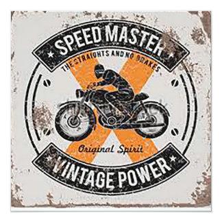 Speedmaster badge card