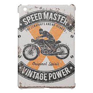 Speedmaster badge iPad mini cover