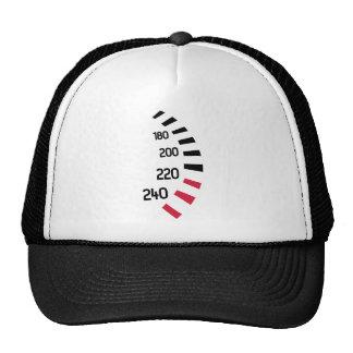 Speedo car racing hat