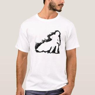 SPEEDWAY STAR BLACK SCRIBBLE T-Shirt