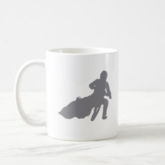 SPEEDWAY STAR (grey) Coffee Mug