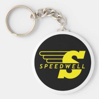 Speedwell Key Ring